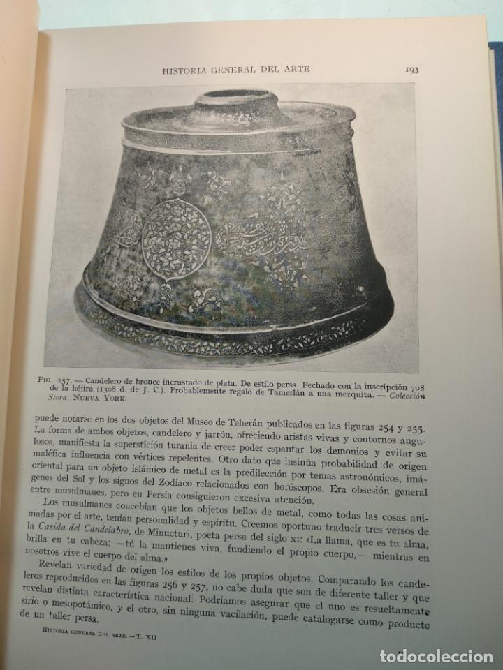 Libros antiguos: SUMMA ARTIS - ARTE ISLÁMICO - VOL. XII - JOSÉ PIJOÁN - 1960 -3ª EDICIÓN - - Foto 6 - 138015858