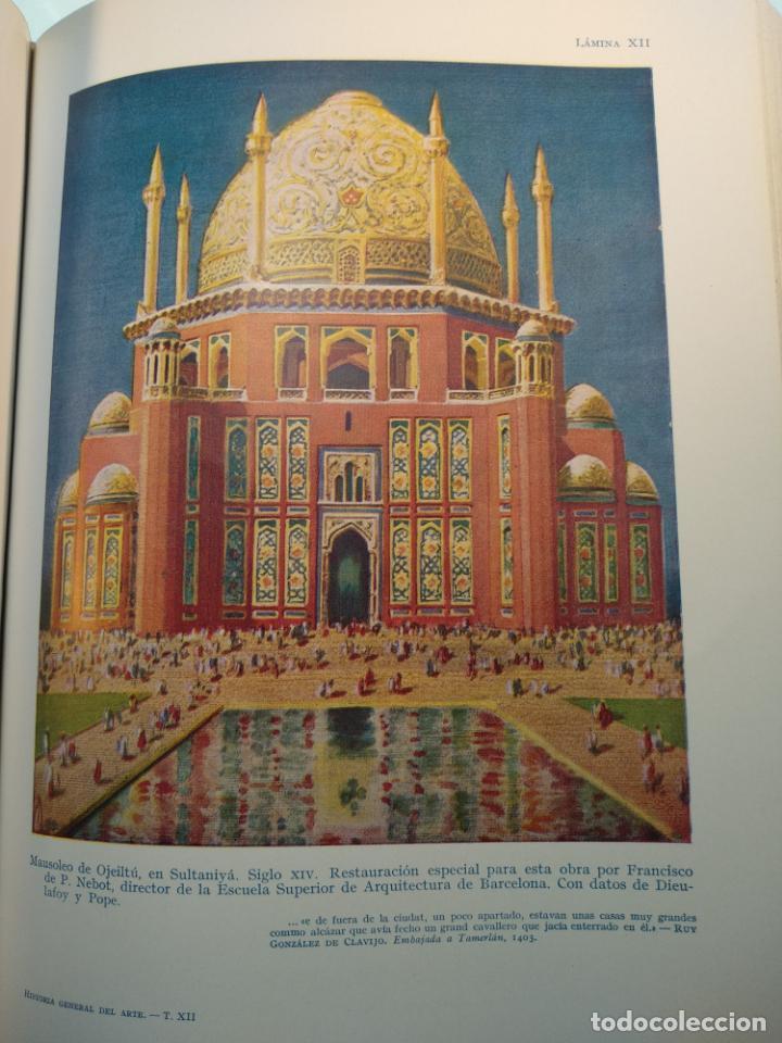 Libros antiguos: SUMMA ARTIS - ARTE ISLÁMICO - VOL. XII - JOSÉ PIJOÁN - 1960 -3ª EDICIÓN - - Foto 7 - 138015858