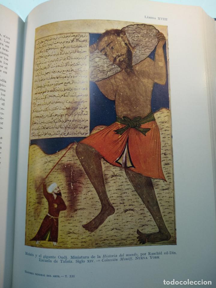 Libros antiguos: SUMMA ARTIS - ARTE ISLÁMICO - VOL. XII - JOSÉ PIJOÁN - 1960 -3ª EDICIÓN - - Foto 8 - 138015858