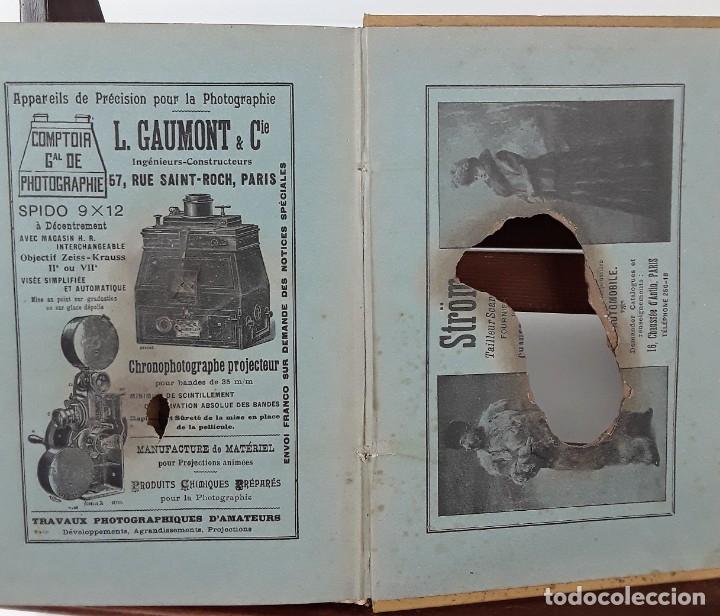 Libros antiguos: 1797- 2 libros L'AUTOMOBILE THÉORIQUE ET PRATIQUE; 1899 - Foto 10 - 22507120