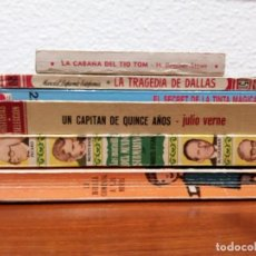 Libros antiguos: LOTE 6 LIBROS VARIADOS JUVENILES. Lote 138058986