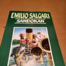 Libros antiguos: SANDOKAN. Lote 138073150