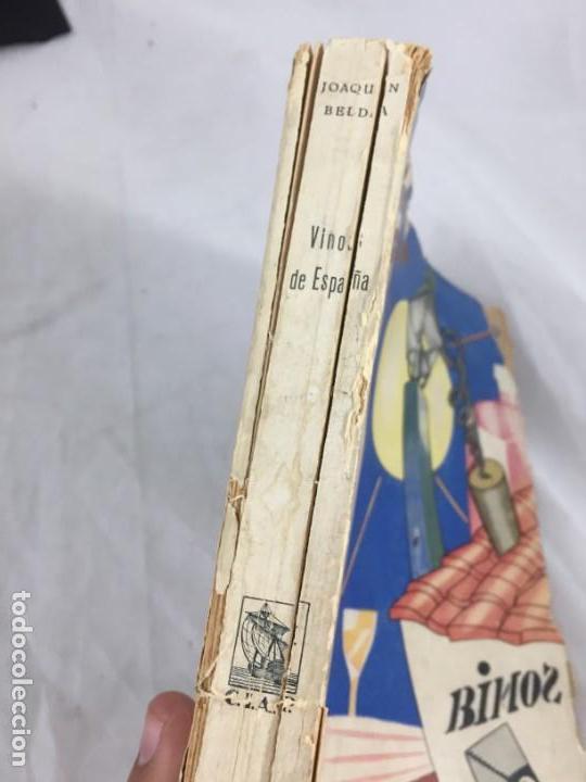 Libros antiguos: Vinos de España / prólogo de Federico García Sanchiz. Belda, Joaquin. 1929 - Foto 2 - 138089942