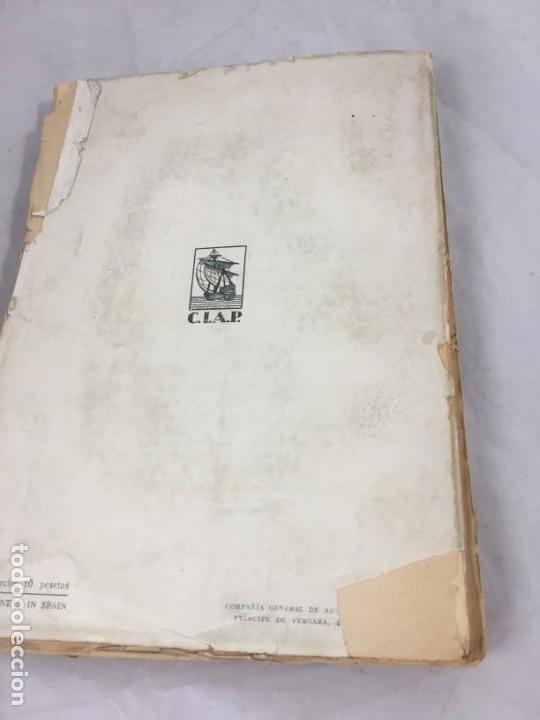Libros antiguos: Vinos de España / prólogo de Federico García Sanchiz. Belda, Joaquin. 1929 - Foto 10 - 138089942