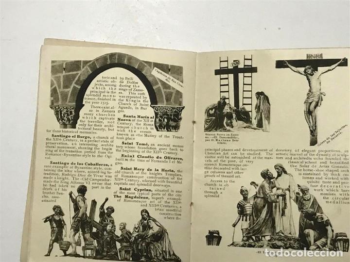Libros antiguos: Zamora Museo Románico. Imprenta Jacinto González. Zamora. - Foto 3 - 138091166