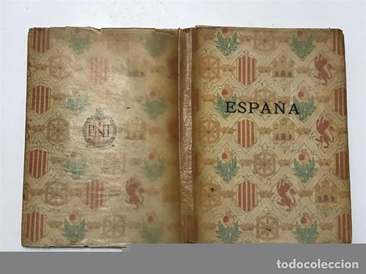 Libros antiguos: F.J. Sánchez Cantón. España. Patronato Nacional de Turismo. - Foto 2 - 138091490