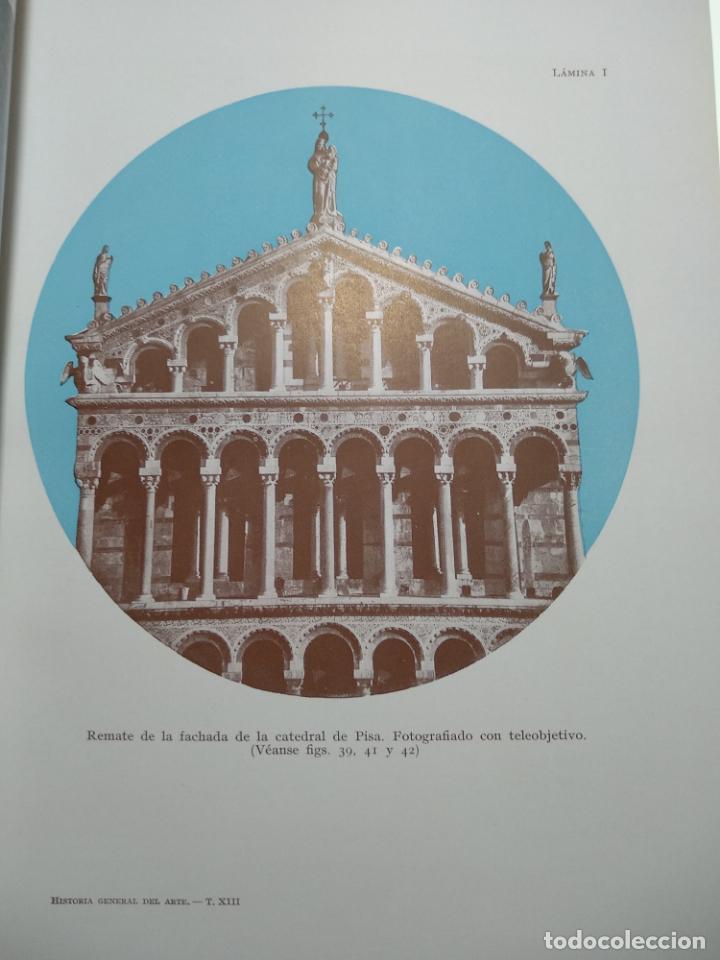 Libros antiguos: SUMMA ARTIS - ARTE DEL PERIODO HUMANÍSTICO DEL TRECEN - VOL. XIII - JOSÉ PIJOÁN - 1961 -3ª EDICIÓN - - Foto 4 - 138097706