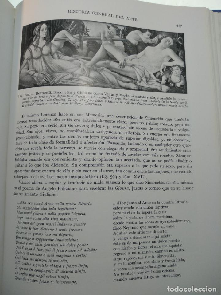 Libros antiguos: SUMMA ARTIS - ARTE DEL PERIODO HUMANÍSTICO DEL TRECEN - VOL. XIII - JOSÉ PIJOÁN - 1961 -3ª EDICIÓN - - Foto 8 - 138097706