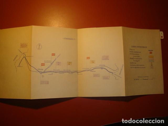 Libros antiguos: LERIDA ITINERARIO - Foto 3 - 138320178
