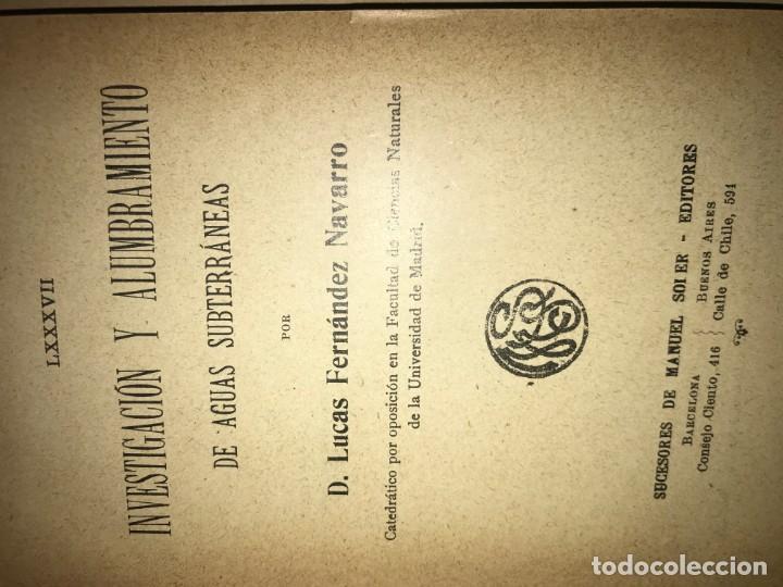 Libros antiguos: Colección libros Manuales Gallach - Foto 5 - 138557342