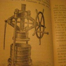 Libros antiguos: AÑO 1909 PARIS- CHIMIE DES PARFUMS ET FABRICATION DES ESSENCES POR S.PIESSE, MÁS DE 70 ILUSTRACIONES. Lote 138559566