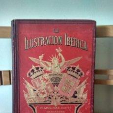Livres anciens: LA ILUSTRACIÓN IBÉRICA R.MOLINAS BARCELONA 1883 1 AÑO DE SEMANARIOS Nº52. Lote 138650318