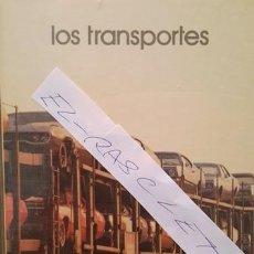 Libros antiguos: LIBRO GRANDES TEMAS - DE LOS TRASNPORTES - SALVAT EDITORES - AÑO 1973 . Lote 138728838