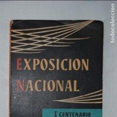 Libri antichi: EXPOSICION NACIONAL DE LAS TELECOMUNICACIONES. Lote 138819274