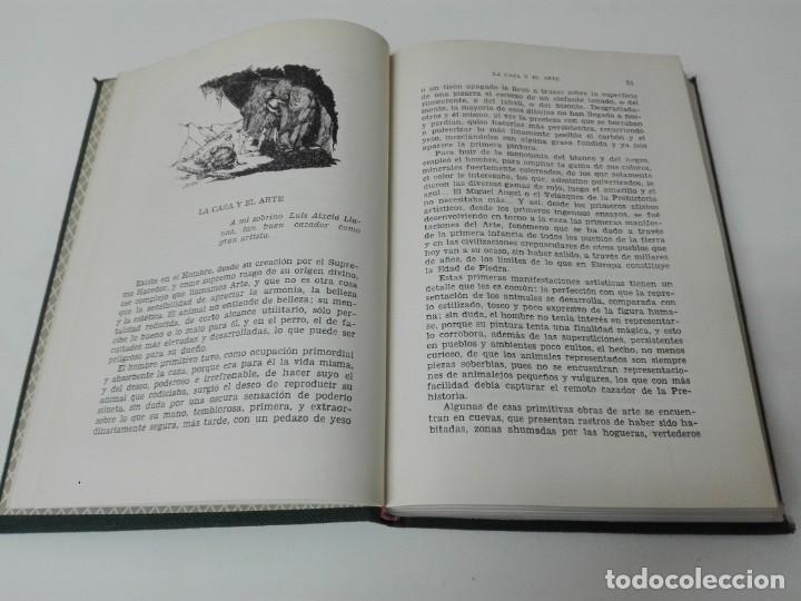 Libros antiguos: Nimrud narraciones y hechos de caza firmado y dedicado por el autor - Foto 4 - 138823714