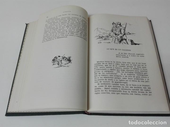 Libros antiguos: Nimrud narraciones y hechos de caza firmado y dedicado por el autor - Foto 5 - 138823714