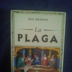 Libros antiguos: ANNE BENSON.LA PLAGA. Lote 138830346