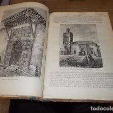 Libros antiguos: LA CIVILIZACIÓN DE LOS ÁRABES.GUSTAVO LE BON 1886 + LA VIDA NORMAL Y LA SALUD. J. RENGADE. MONTANER. Lote 138854890