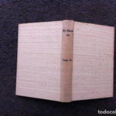Libros antiguos: MASSIMO D'AZEGLIO. MIS RECUERDOS. MEMORIAS (TOMO III) ED. CALPE, 1920.. Lote 138857778
