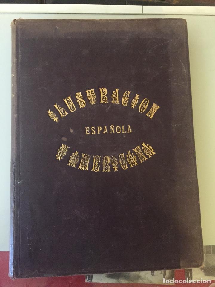 LIBRO ILUSTRACIÓN ESPAÑOLA 1888 (Libros Antiguos, Raros y Curiosos - Historia - Otros)