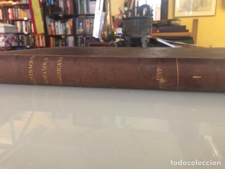 Libros antiguos: Libro ilustración española 1888 - Foto 2 - 138861288