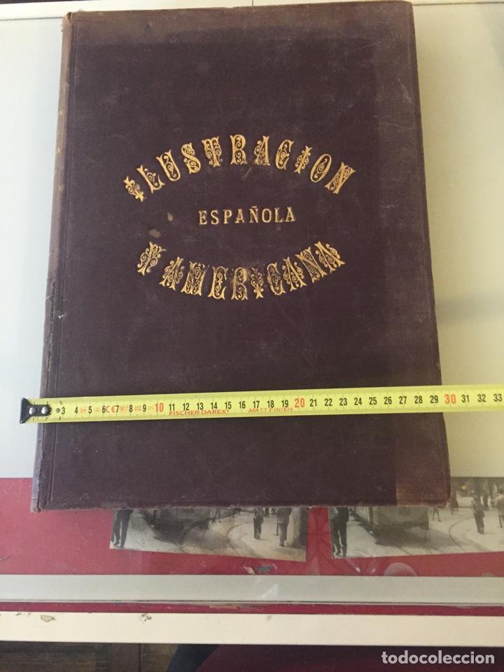 Libros antiguos: Libro ilustración española 1888 - Foto 8 - 138861288