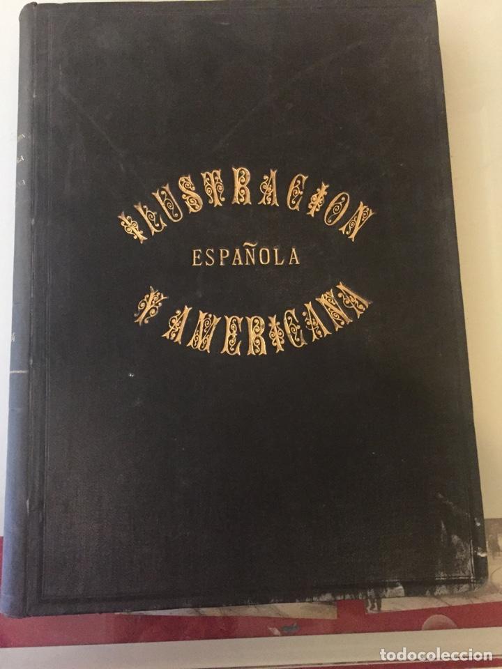 LIBRO LA ILUSTRACIÓN ESPAÑOLA Y AMERICANA 1904 (Libros Antiguos, Raros y Curiosos - Historia - Otros)