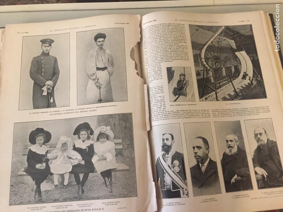 Libros antiguos: Libro la ilustración española y americana 1904 - Foto 7 - 138862498