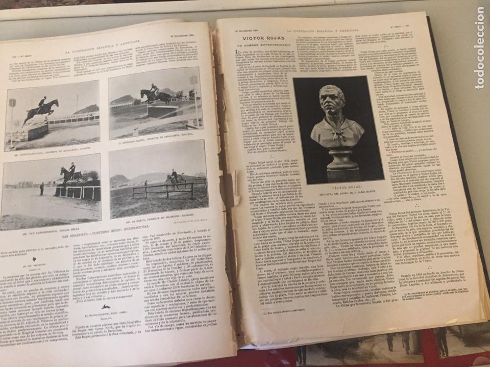 Libros antiguos: Libro la ilustración española y americana 1904 - Foto 8 - 138862498