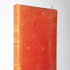 Libros antiguos: COLEGIO DE ABOGADOS DE ALBACETE. JUEGOS FLORALES DE SEPT. 1902. COMPOSICIONES Y TRABAJOS PREMIADOS.. Lote 138944986
