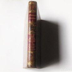 Libros antiguos: TOMO 6 DE LOS CÓDIGOS ESPAÑOLES CONCORDADOS Y ANOTADOS. 1ª PRIMERA EDICIÓN - 1849 - ESPECULO LEYES. Lote 139060310