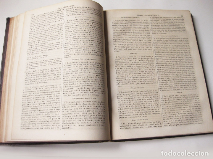 Libros antiguos: TOMO 12 DE LOS CÓDIGOS ESPAÑOLES CONCORDADOS Y ANOTADOS - 1851. ORDENANZAS DE BILBAO. 1 EDICION - Foto 3 - 139061338