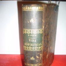 Libros antiguos: VIDA ESPIRITUAL. Lote 139072086