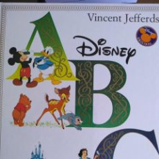 Libri antichi: ABC DISNEY. ED. EVEREST. Lote 139125830