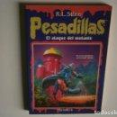 Libros antiguos: PESADILLAS EL ATAQUE DEL MUTANTE. Lote 139159818