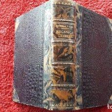 Libros antiguos: 1917. MECÁNICA GENERAL. ANTONIO TORRELLA Y SAGRERA, JOAQUIN SANS Y OLIVERAS BARCELONA .LA RENAIXENSA. Lote 139171166