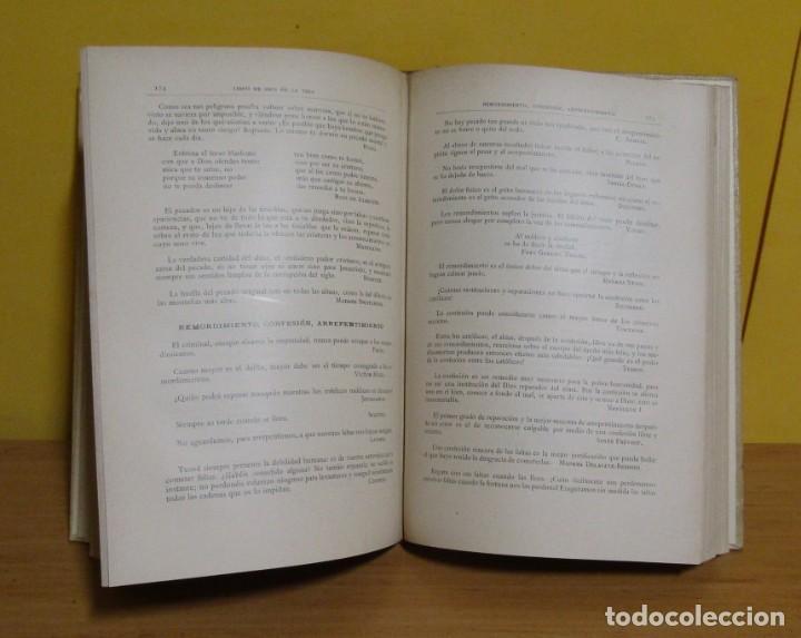 Libros antiguos: L.C. VIADA Y LLUCH - EL LIBRO DE ORO DE LA VIDA MONTANER Y SIMON EDITORES EDICON ILUSTRADA AÑO 1923 - Foto 7 - 139175498
