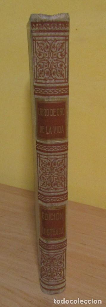 Libros antiguos: L.C. VIADA Y LLUCH - EL LIBRO DE ORO DE LA VIDA MONTANER Y SIMON EDITORES EDICON ILUSTRADA AÑO 1923 - Foto 8 - 139175498