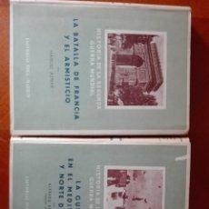 Libros antiguos: HISTORIA DE LA SEGUNDA GUERRA MUNDIAL 12 TOMOS COMPLETA. Lote 139181066