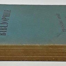 Libros antiguos: LIVRE D'OR DU BIBLIOPHILE 1928-1929. EJEMPLAR Nº 876. EDIT. LIVRES D'ART. 1929.. Lote 139196358