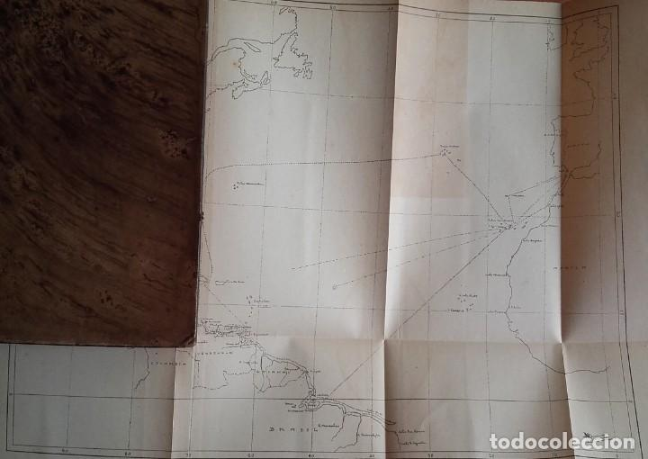 Libros antiguos: HISTORIA DE LOS VASCOS EN EL DESCUBRIMIENTO.....DE AMÉRICA.TOMOS DEL I AL VI. SEGUNDO DE ISPIZUA. - Foto 7 - 139347278