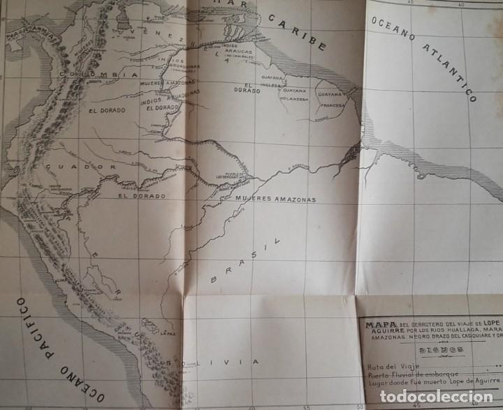 Libros antiguos: HISTORIA DE LOS VASCOS EN EL DESCUBRIMIENTO.....DE AMÉRICA.TOMOS DEL I AL VI. SEGUNDO DE ISPIZUA. - Foto 10 - 139347278