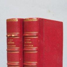 Libros antiguos: 1883.- HISTOIRE DE FRANCE. VICTOR DURUY. 2 TOMOS. Lote 139417842