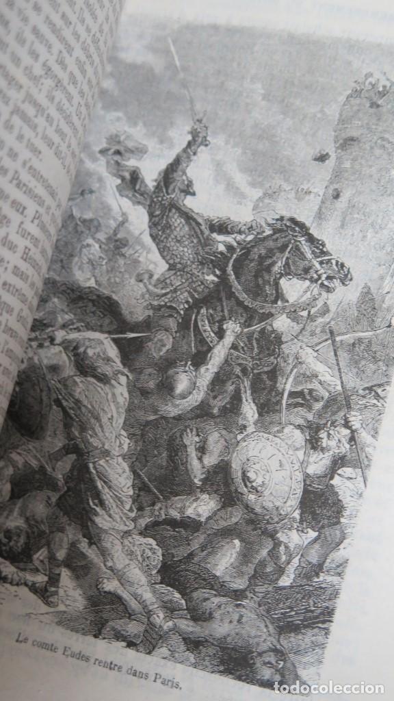 Libros antiguos: 1883.- HISTOIRE DE FRANCE. VICTOR DURUY. 2 TOMOS - Foto 2 - 139417842