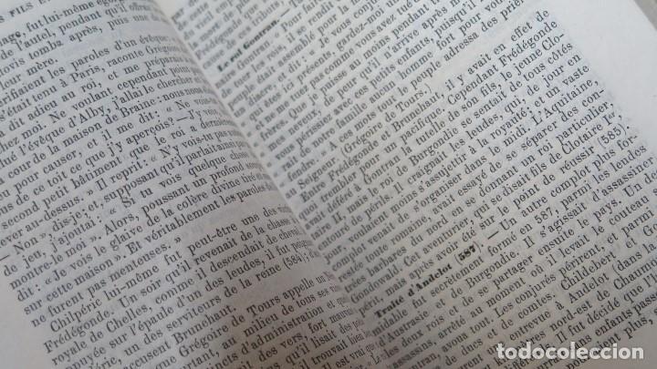 Libros antiguos: 1883.- HISTOIRE DE FRANCE. VICTOR DURUY. 2 TOMOS - Foto 4 - 139417842