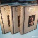 Libros antiguos: FOLKLORE Y COSTUMBRES DE ESPAÑA - F. CARRERAS Y CANDI - 3 TOMOS - EDIT. ALBERTO MARTÍN - BCN - 1931 . Lote 139507222