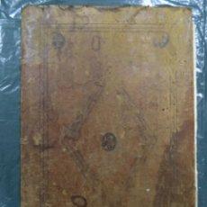 Libros antiguos: 3 LIBROS CANTORAL / ANTIFONARIOS / ESPANHOIS SANTIAGO / DOMINICANOS SÉC XVI/XVII | 1720 / 1650. Lote 139666650