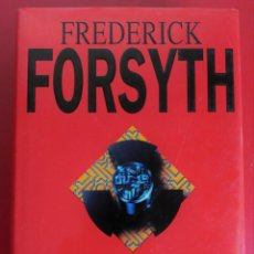 Libros antiguos: EL PUÑO DE DIOS. FREDERIC FORSYTH. Lote 139680550