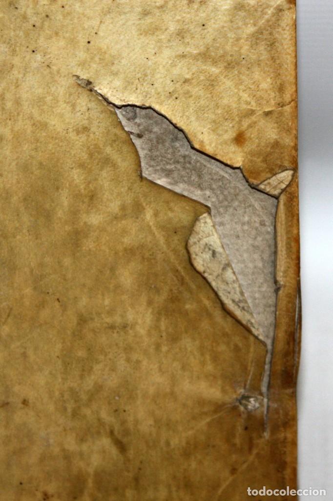 Libros antiguos: THEOLOGIA SCHOLASTICO-DOGMATICA. DIVI THOMAE AQUINATIS. VENETIIS, 1793. 3 TOMOS PERGAMINO. COMPLETA. - Foto 4 - 139698950