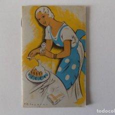 Libros antiguos: LIBRERIA GHOTICA. RECETARIO DE LA LECHE CONDENSADA. 1935. MUY ILUSTRADO.. Lote 139760358